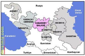 KABARTAŞ-BALKAR CUMHURİYETİ